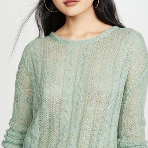 NWT Free People Angel Soft Sweater